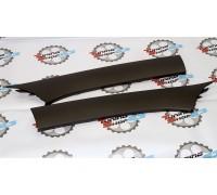 Комплект Обивки стоек ветрового окна Vesta Sport (черные)