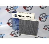 Фильтр салонный угольный Лада Веста / XRAY Nordfil
