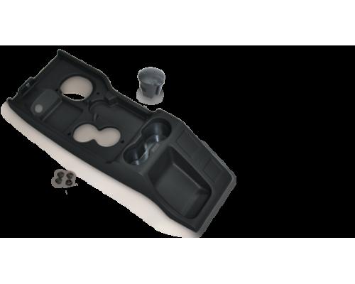 Тоннель пола LADA 4x4 COMFORT черный без обтяжки без пепельницы