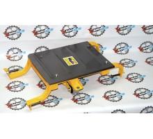 Подрамник раздаточной коробки передач с защитой ТЕХНО-СФЕРА ВАЗ 2121-2131 Нива